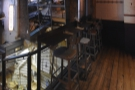 This includes a four-person bar tucked away in the back corner, overlooking the roaster.