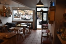 A view from the back of Froth & Rind, standing beside the counter.