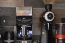 As well as espresso, there's also an EK43 for grinding filter...