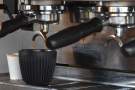 ... this meant I could watch another espresso extraction, this time into my HuskeeCup...