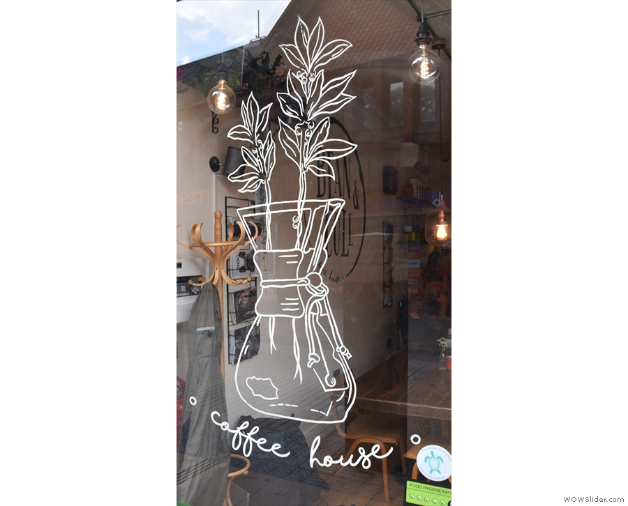 Nice window art!