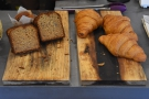 If none of that takes your fancy, there's also a small selection of cake/pastries.