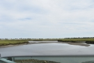 We crossed what I think is the Webhannet River estuary, and then...