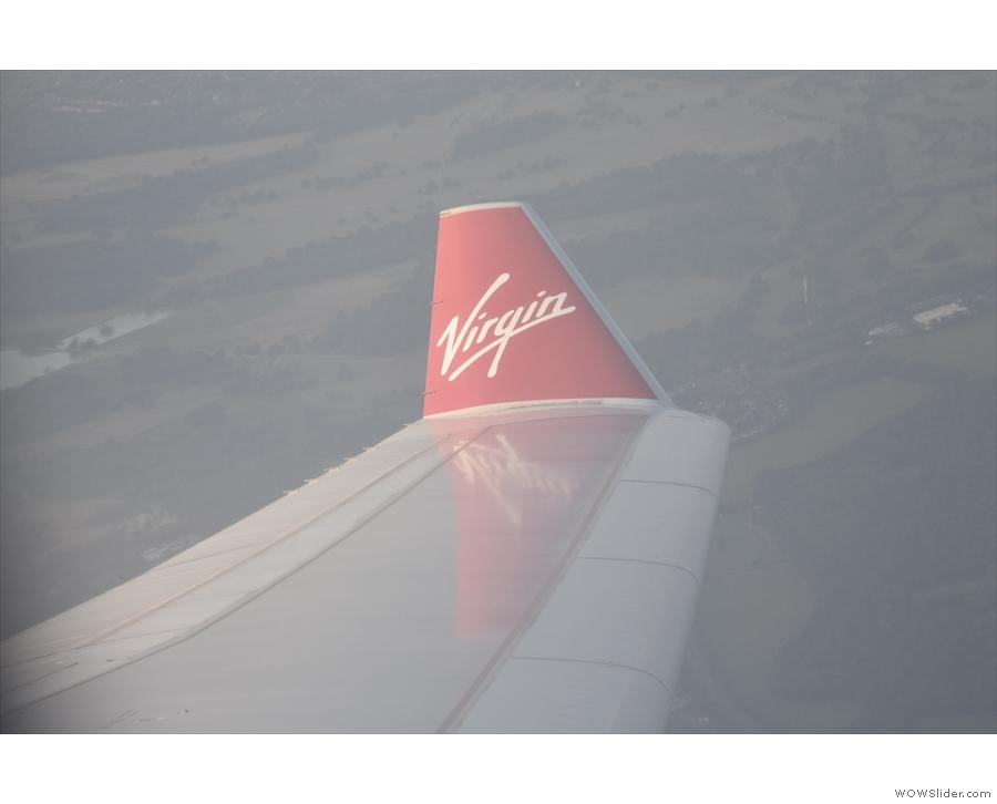 Nice wing tip.