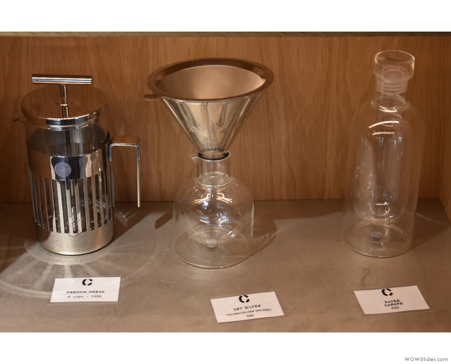 ... pour-over kit.