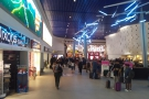 And here's Terminal 1, looking a lot more jazzed up than Terminal 3.
