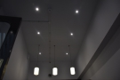 More lights, although this is more to give you an impression of how tall the ceiling is!
