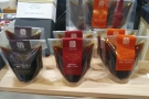 There are also goodies like these chocolate jellies which I saw last week.