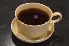 I also tried the pour-over: this is a single-origin Guatemalan from my visit last year...