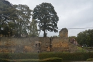 Talking of windows, here's the view of Tonbridge Castle, which is just across the river.
