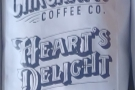 I bought the next two, a bag of the Heart's Delight, a gift for my friend Richard...