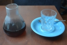 I also had the natural Ethiopian batch brew from Stone Valley Roasters...