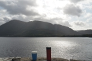 And then, once again, the sun came out! This is the view across Muckross Lake, while...