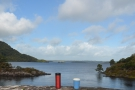 ... this is the view in the other direction, looking north across Lough Leane.