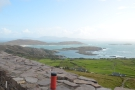 After that, it was around the wild coast of the southern Ring of Kerry. This is the view...