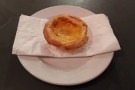I was there mid-afternoon, securing the final custard tart for myself.