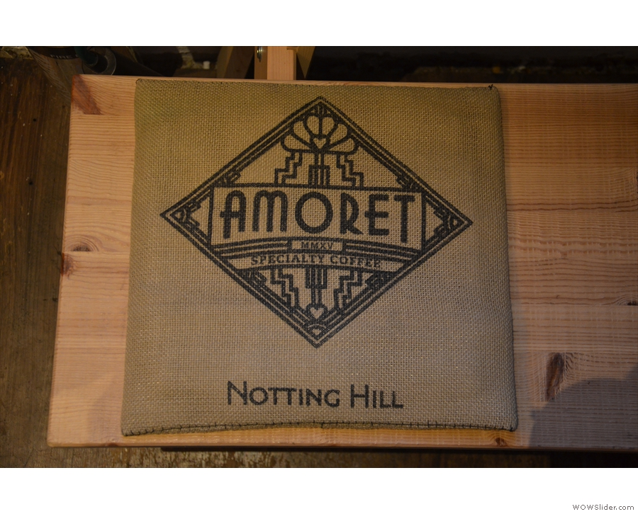 Where's that happening I (maybe) hear you ask! Why, here, at Amoret Speciality Coffee.