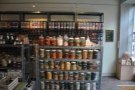Another view of the spice rack.