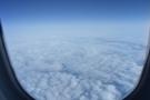 Still cloudy.