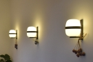 I liked the light fittings down the right-hand side...