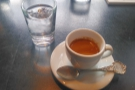 I was so pleased, in fact, that I returned later that day to try the espresso...