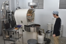 Once the beans have cooled, Kohei opens a second flap, this time at the front of the...