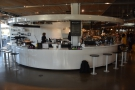 Returning to Madcap, the till, where you order, is in the centre, with seating either side.