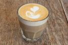 On my return, I was on my own, and had the single-origin as a cortado...