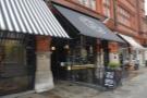 Mayfair's Duke Street, home of HR Higgins, Coffee Man.