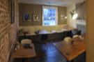 ... second floor, seen here through the open doorway. It's even cosier up here!