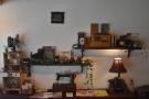 November: all the vintage curios at Curio Espresso and Vintage Design in Kanazawa.