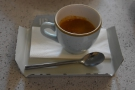 ... while I had an excellent espresso made with the same Ethiopian single-origin.