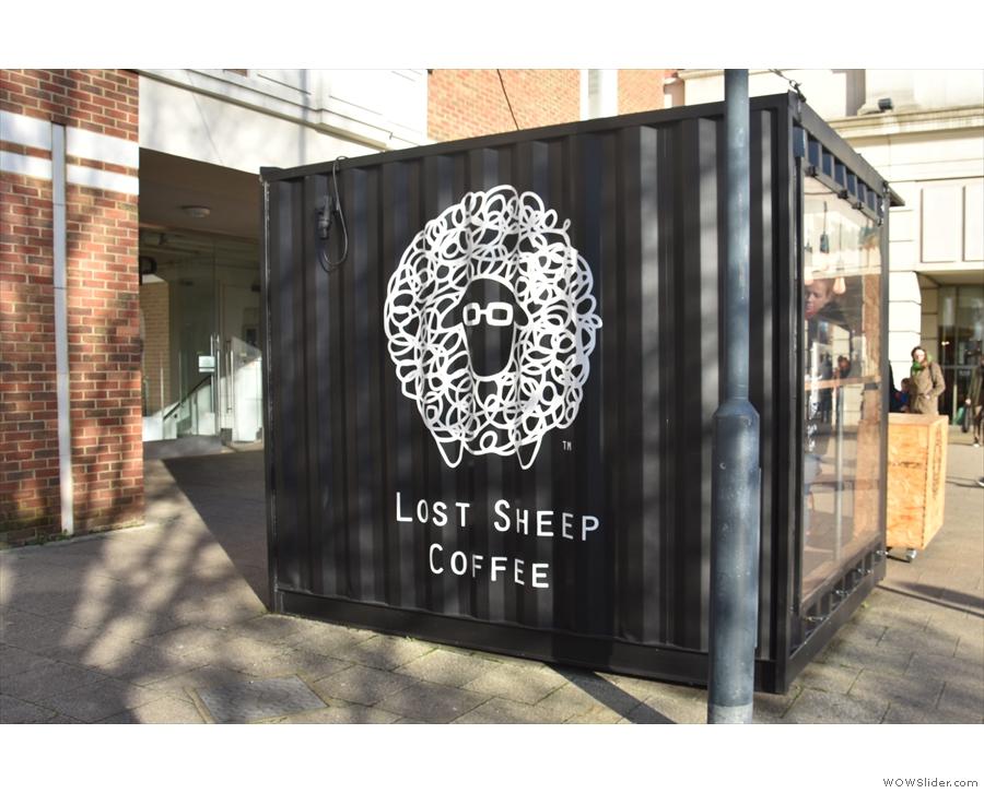 Lost Sheep Coffee Brians Coffee Spot