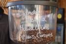 ... a single-origin Ugandan coffee, also roasted by Lost Sheep.