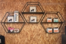 These days, Lost Sheep uses the extra space for its retail offering, with coffee kit, beans...