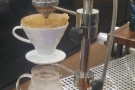 On my return, almost a year later, I had another pour-over from the Modbar...