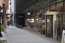 On West Lake Street, in the northwest corner of The Loop, stands Big Shoulders...