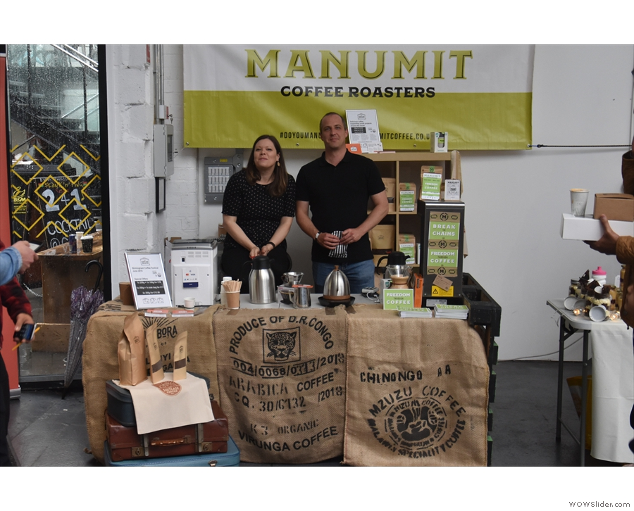 ... and Manumit, helping combat modern slavery.