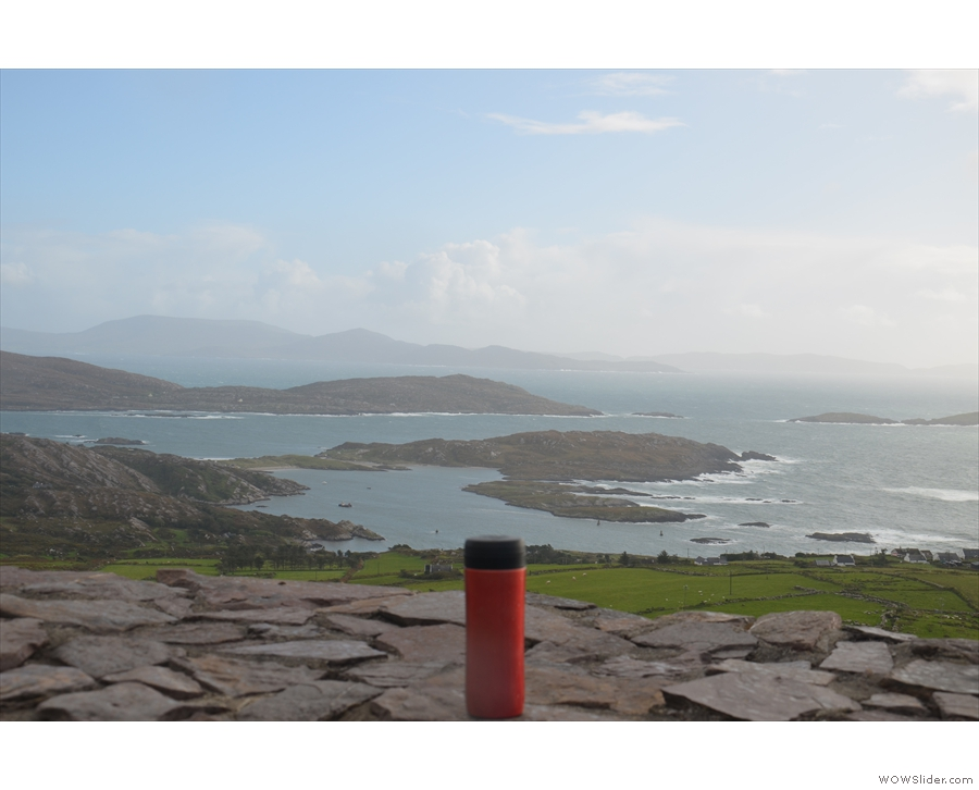 ... to the West Coast of Ireland and the magnificent Ring of Kerry.