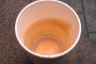 All gone :-( Look at that milk/coffee coating the sides of the cup. Always a good sign :-)