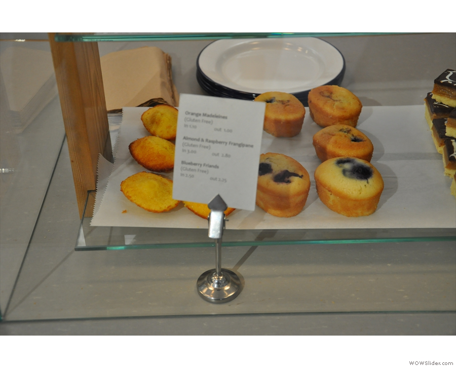 However, in 2014, I was particularly taken by the Friands...