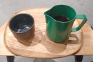 Once again, I had an Aeropress of this Ethiopian single-origin from Round Hill...