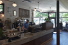 A view of Spyhouse Coffee from the back, left-hand corner. However, there's more.