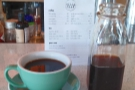 Willa Jean, top-notch espresso and pour-over in an American diner in New Orleans.