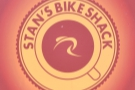 Stan's Bike Shack, accessible by bike/on foot in the Sussex countryside.