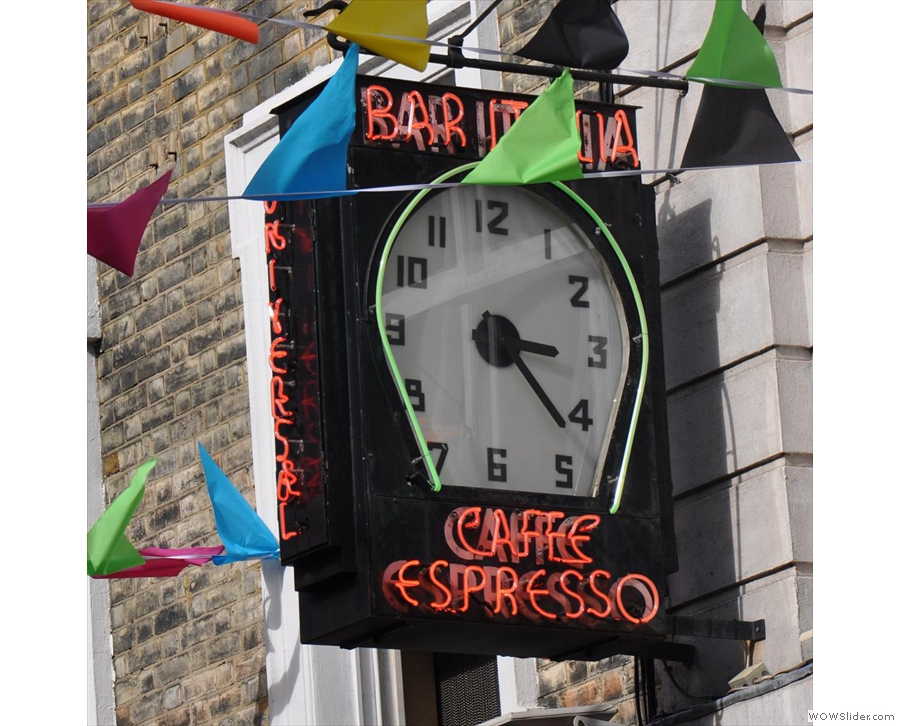 Bar Italia: Best Espresso