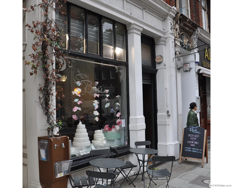 Bea's of Bloomsbury: Best Cake