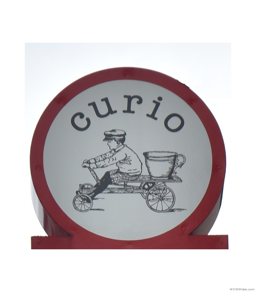 Curio Espresso and Vintage Design, a home-from-home in Kanazawa.