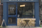 Estate Office Coffee, an example of a neighbourhood coffee shop done well in Streatham.