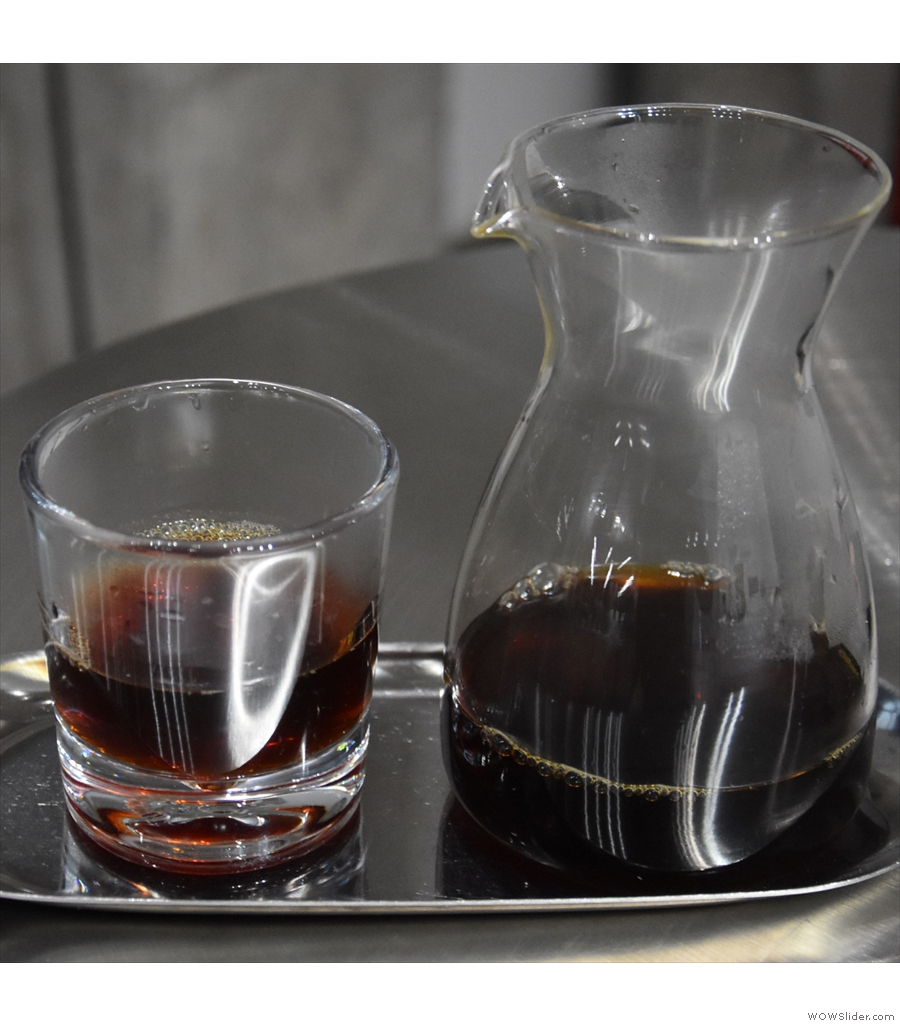 UNDEF/NE, and a superb naturally-processed coffee from the Yunnan region of China.
